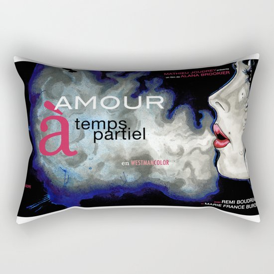 Film Poster Rectangular Pillow