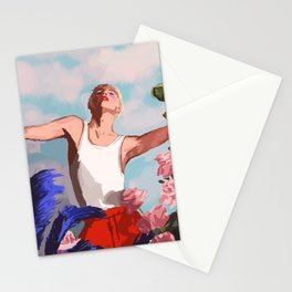 Troye Sivan - Bloom 3 Stationery Cards