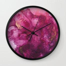 Still Loving You Wall Clock