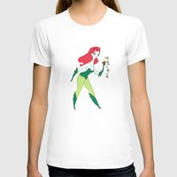 poison ivy T-shirts featuring Poison Ivy by Kathryn Hudson Illustrations