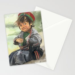 Little sherpa Stationery Cards