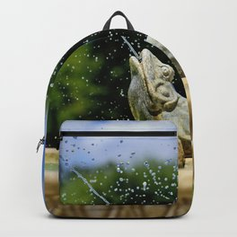 Secret Garden Splashes Backpack