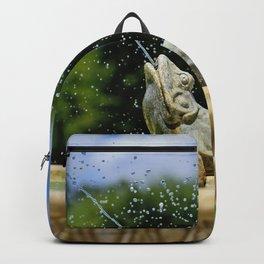 Secret Garden Splashes Backpack