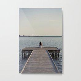 Calm landscape Metal Print