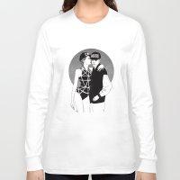 universe Long Sleeve T-shirts featuring universe by Les Gutiérrez