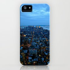 The City That Never Sleeps - NYC Slim Case iPhone (5, 5s)