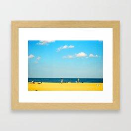 Summer of 2k9 Framed Art Print