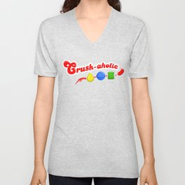 Crush-aholic Unisex V-Neck