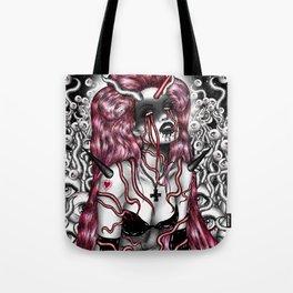 Tentacle Temptress Tote Bag