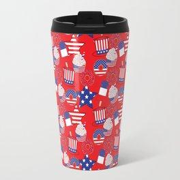 4th July treats Travel Mug
