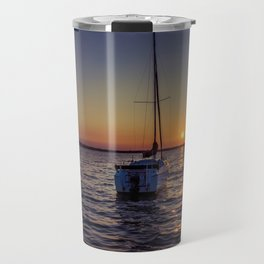 A day's end Travel Mug