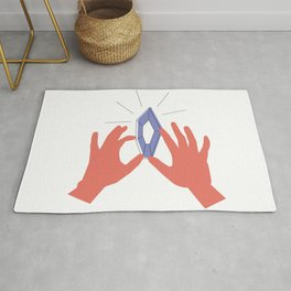 Revealing the truth Rug