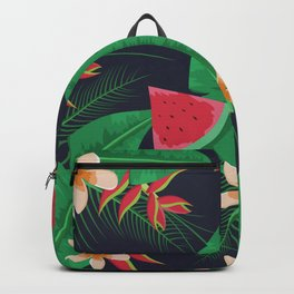 Tropical Watermelon Backpack