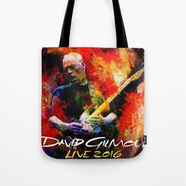 David Gilmour Live 2016 Tote Bag