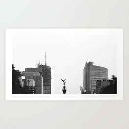Isolation. Art Print
