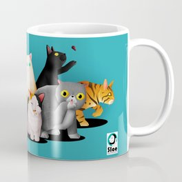 Gatos / Cats Coffee Mug