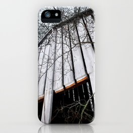 Up, up, up, up iPhone Case