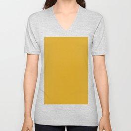 Goldenrod Unisex V-Neck