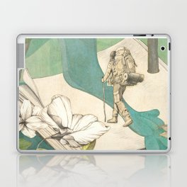 Nature Writing Laptop & iPad Skin