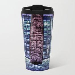 Montreal Architecture - Fisheyes Building HDR Travel Mug