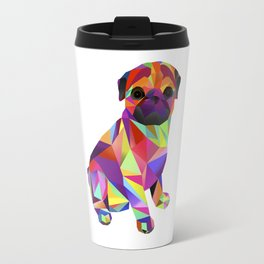 Pug Dog Molly Mops Travel Mug