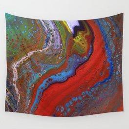 Fluid Acrylic X Wall Tapestry