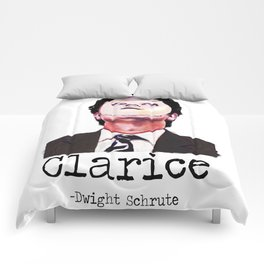 Dwight - Clarice Comforters