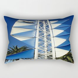 Wind Sails Rectangular Pillow