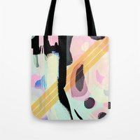 lucy Tote Bags featuring Lucy by Haute Graffiti