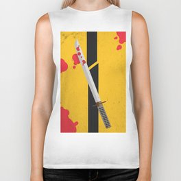 KILL BILL Tribute Biker Tank