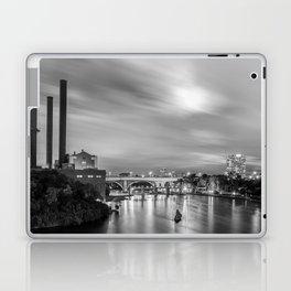 The Mississippi River Night Scene Laptop & iPad Skin