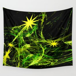 Star Squirt Wall Tapestry