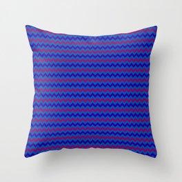 Purple Pop 3 Throw Pillow