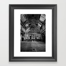 Newport Technical Institute Framed Art Print