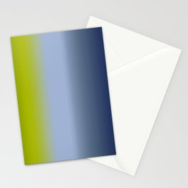 Ombre Summer Breeze 1 Stationery Cards