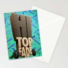 Hightop Fade Stationery Cards