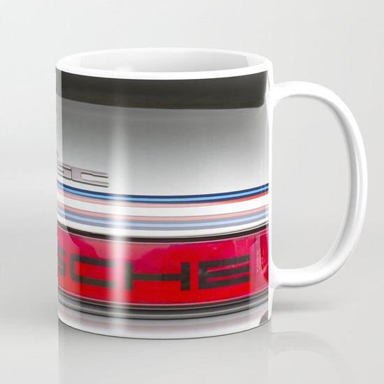 Porsche 911 Mug By David Pyatt Society6