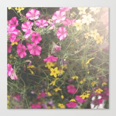 Summer Bliss Canvas Print