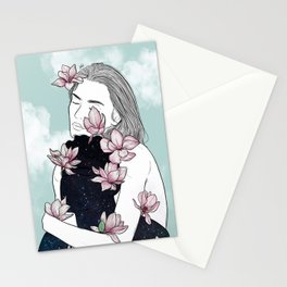 Truly deepest hug. Stationery Cards