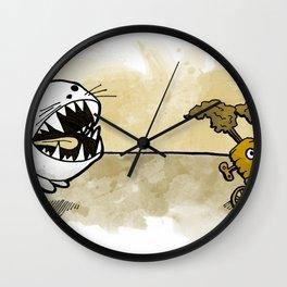 Were-Rabbit Wall Clock