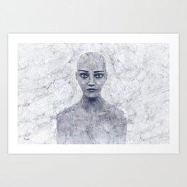 Deep Soul Art Print