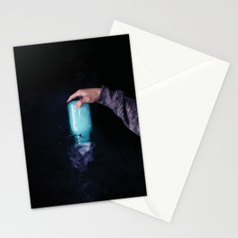 Magic Bottle (Color) Stationery Cards