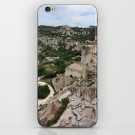 Castle Ruins in Provence iPhone Skin