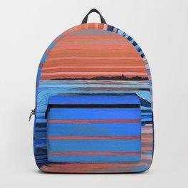 Hendry's Beach Sunset Backpack