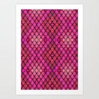 kilim Art Prints featuring Kilim by EllaJo