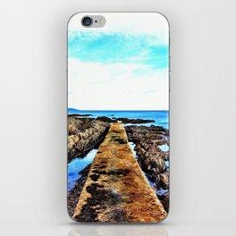 Pier Portmarnock iPhone Skin