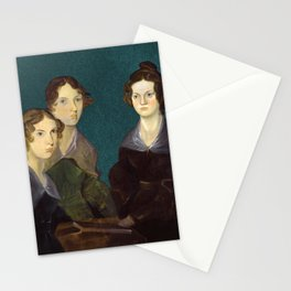 The Brontë Sisters, 1833 Stationery Cards