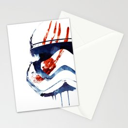 Bloody memories Stationery Cards