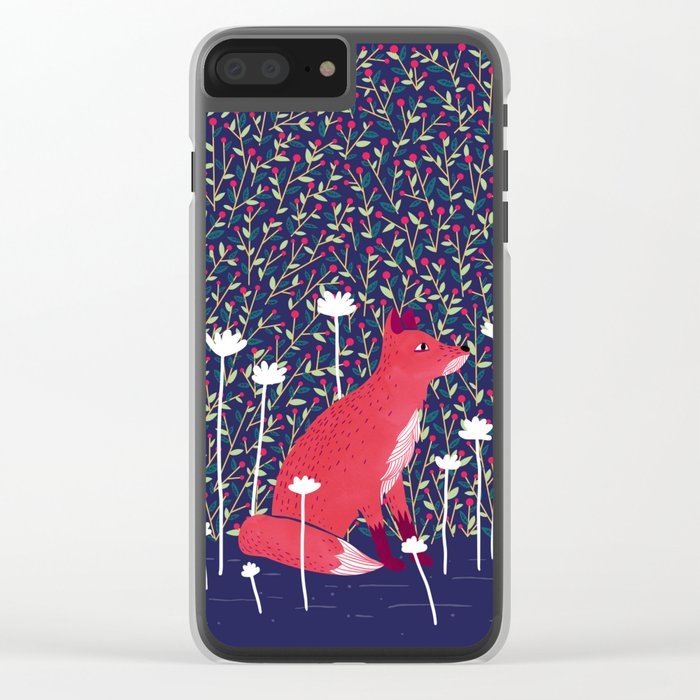 The Garden Clear iPhone Case