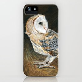 The Night Hunter by Teresa Thompson iPhone Case